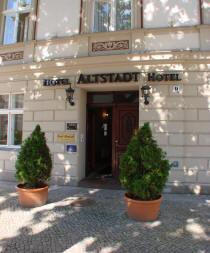 Altstadt Hotel in Potsdam